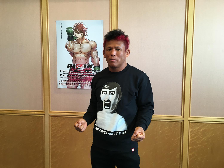 【全選手直前インタビュー 】北岡 悟
