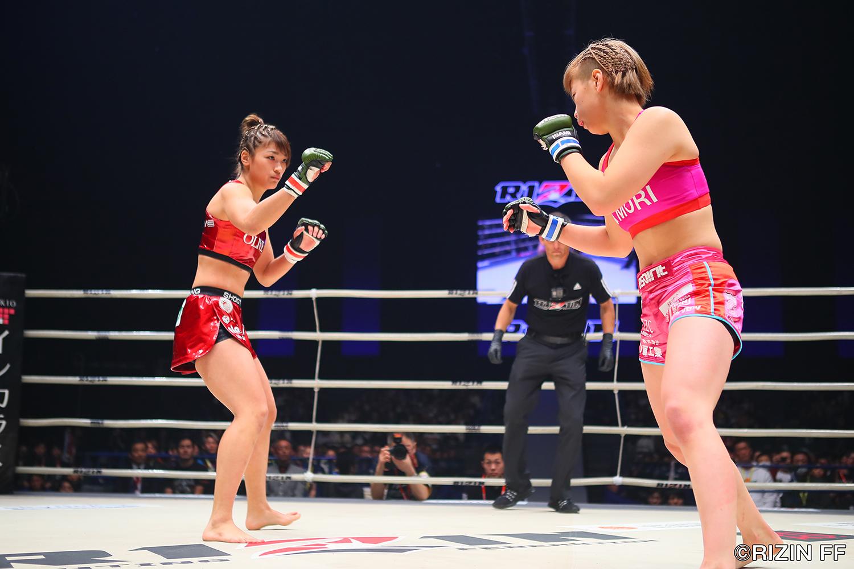 【試合結果】RENA vs 浅倉 カンナ女子スーパーアトム級トーナメント 決勝