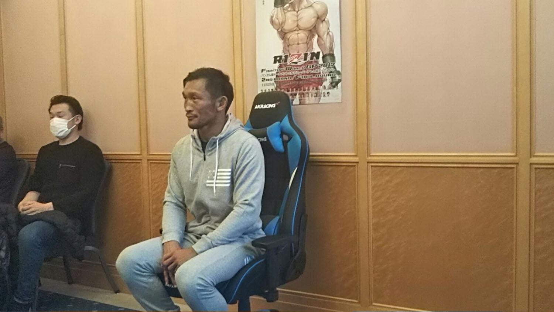 【全選手直前インタビュー 】ストラッサー起一