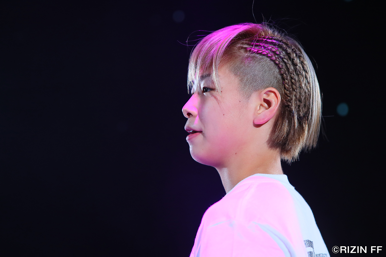 【試合結果】 浅倉 カンナ vs マリア・オリベイラ 女子スーパーアトム級トーナメント 準決勝