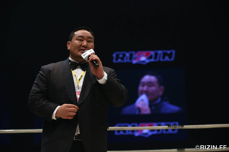【試合結果】髙谷 裕之 vs バータル・アズジャブハラン スペシャルワンマッチ