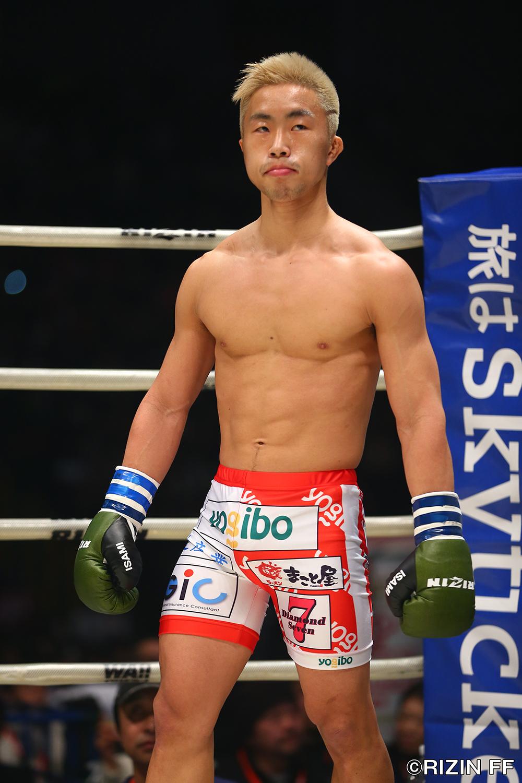 【試合結果】 那須川 天心 vs 藤田 大和 Cygames presents RIZIN KICK ワンナイトトーナメント 決勝戦